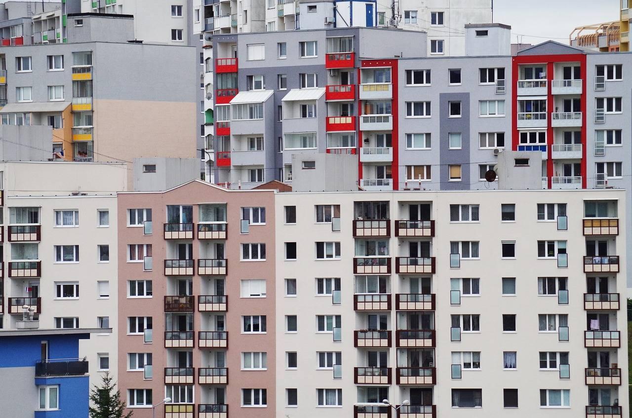 Bytové domy Bratislava