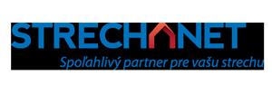 Strechanet logo - spoľahlivý partner pre vašu strechu